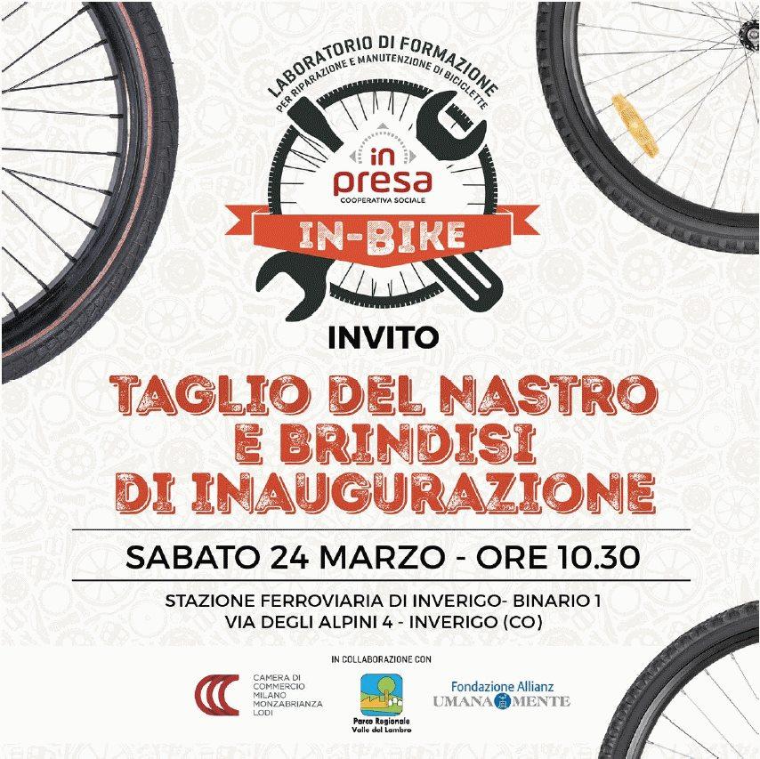 Inaugurazione In Bike