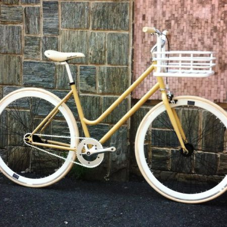 Cicli Biranza Single Speed Lady Donna 02