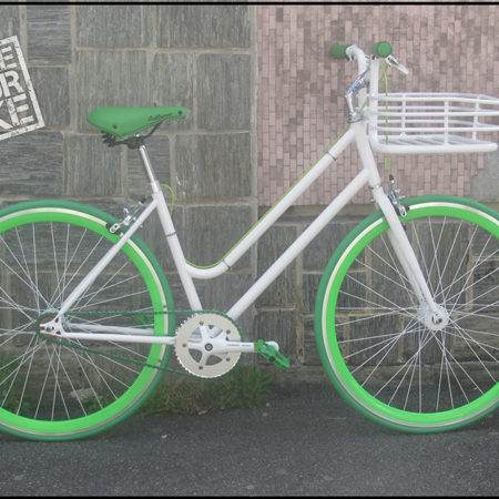 Cicli Biranza Single Speed Lady Donna 03