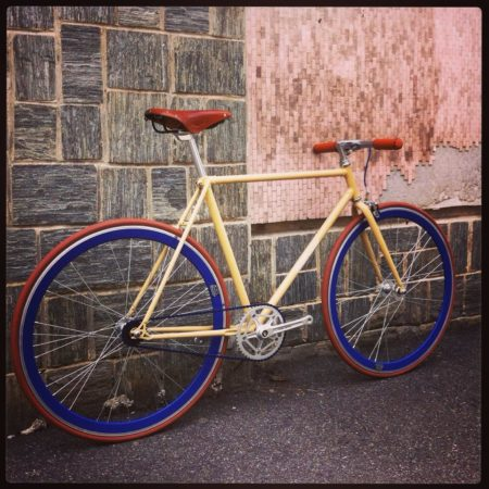 Cicli Biranza Single Speed Man Uomo 07