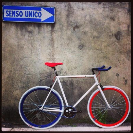 Cicli Biranza Single Speed Man Uomo 08