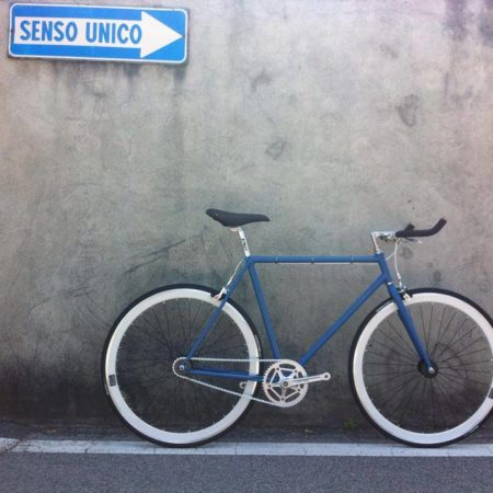 Cicli Biranza Single Speed Man Uomo 09
