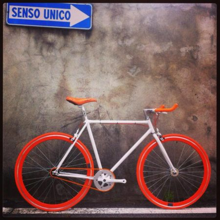 Cicli Biranza Single Speed Man Uomo 10