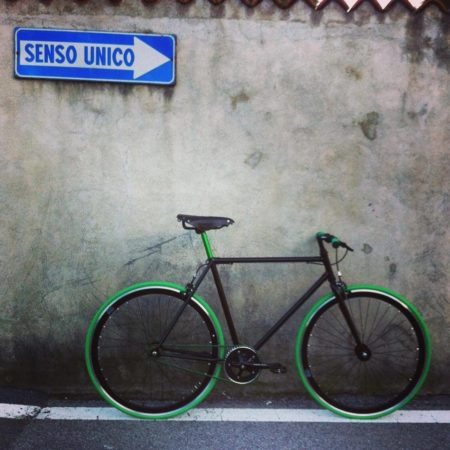 Cicli Biranza Single Speed Man Uomo 100