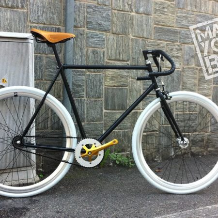 Cicli Biranza Single Speed Man Uomo 101