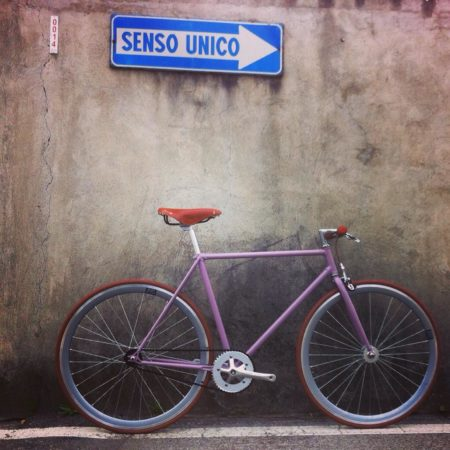 Cicli Biranza Single Speed Man Uomo 11