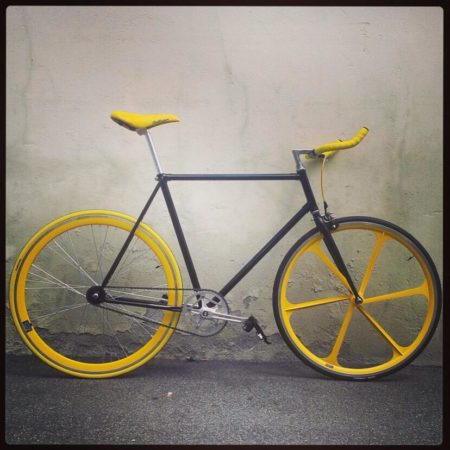 Cicli Biranza Single Speed Man Uomo 12