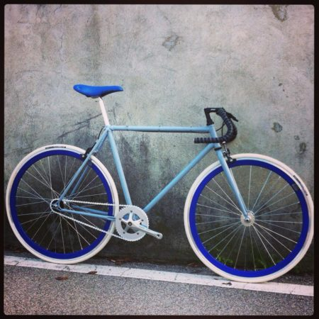 Cicli Biranza Single Speed Man Uomo 14