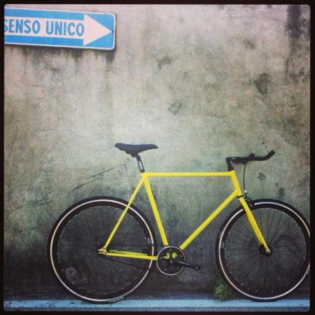 Cicli Biranza Single Speed Man Uomo 16