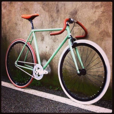 Cicli Biranza Single Speed Man Uomo 18
