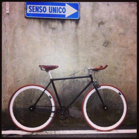 Cicli Biranza Single Speed Man Uomo 21