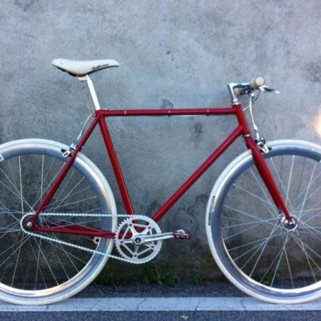 Cicli Biranza Single Speed Man Uomo 25