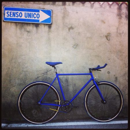 Cicli Biranza Single Speed Man Uomo 27