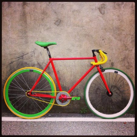 Cicli Biranza Single Speed Man Uomo 30