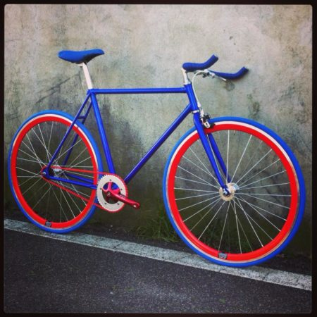 Cicli Biranza Single Speed Man Uomo 32