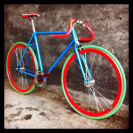 Cicli Biranza Single Speed Man Uomo 33