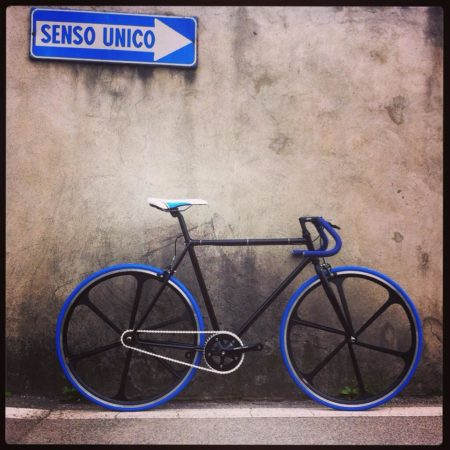 Cicli Biranza Single Speed Man Uomo 34