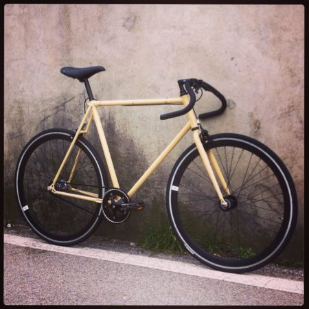 Cicli Biranza Single Speed Man Uomo 36