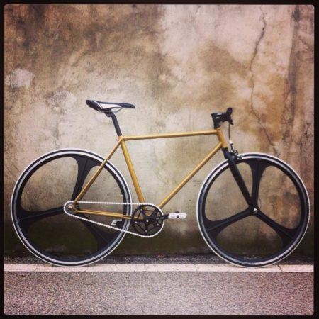 Cicli Biranza Single Speed Man Uomo 37