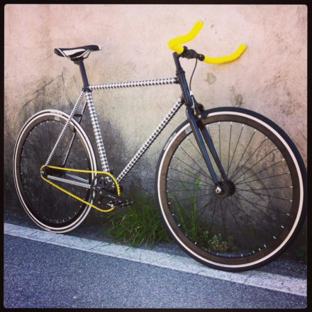 Cicli Biranza Single Speed Man Uomo 38