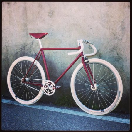 Cicli Biranza Single Speed Man Uomo 40