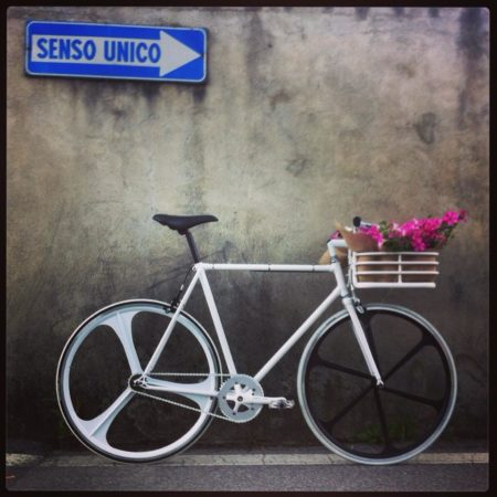 Cicli Biranza Single Speed Man Uomo 44
