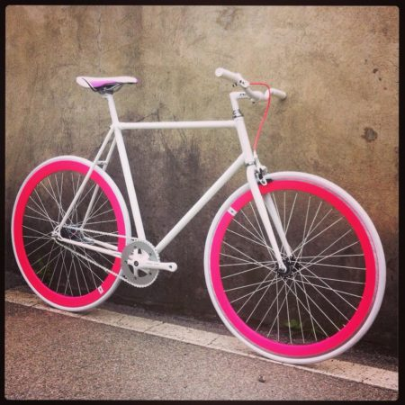 Cicli Biranza Single Speed Man Uomo 45