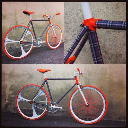 Cicli Biranza Single Speed Man Uomo 46