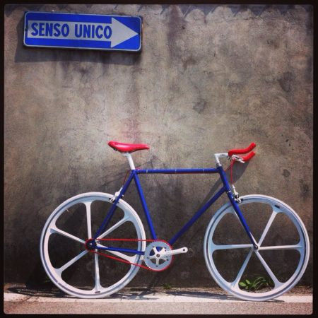 Cicli Biranza Single Speed Man Uomo 49