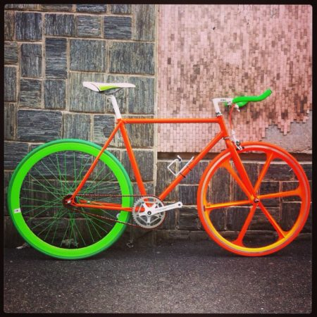 Cicli Biranza Single Speed Man Uomo 50