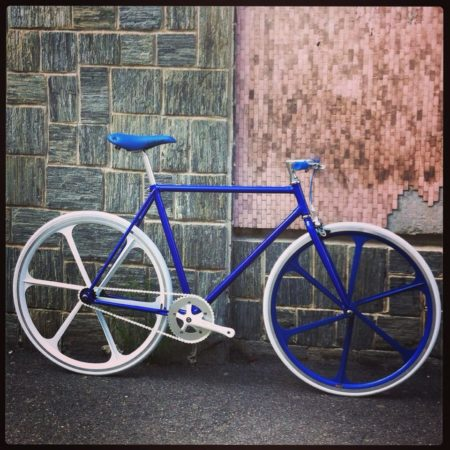 Cicli Biranza Single Speed Man Uomo 60