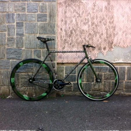 Cicli Biranza Single Speed Man Uomo 77