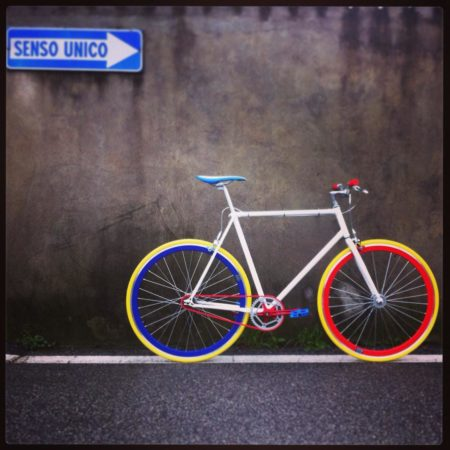 Cicli Biranza Single Speed Man Uomo 82