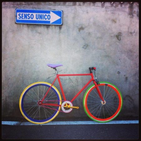 Cicli Biranza Single Speed Man Uomo 85