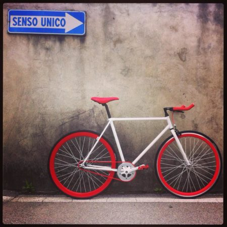 Cicli Biranza Single Speed Man Uomo 86