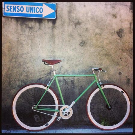Cicli Biranza Single Speed Man Uomo 88