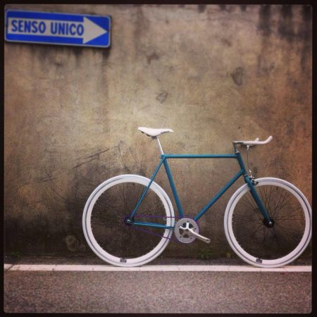 Cicli Biranza Single Speed Man Uomo 89