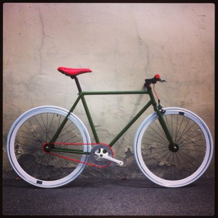 Cicli Biranza Single Speed Man Uomo 93