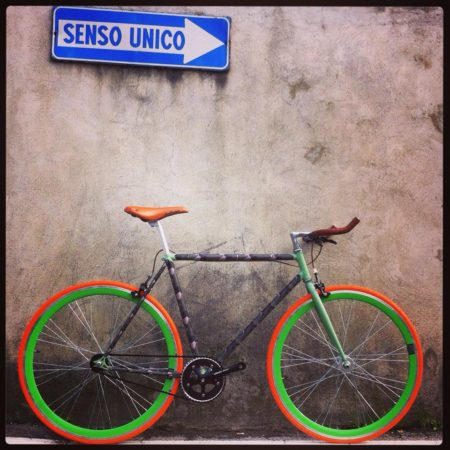 Cicli Biranza Single Speed Man Uomo 98