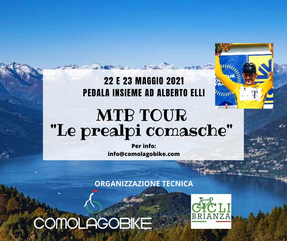 MTB Tour – Le Prealpi Comasche